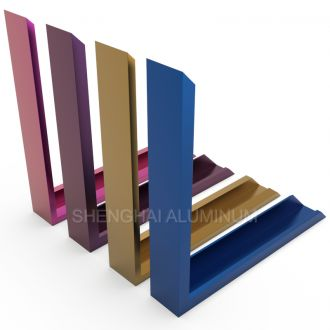 any color aluminium photo frame