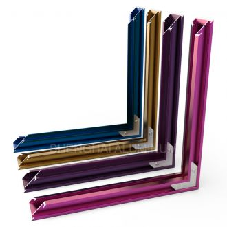 custom metal picture frames from Shenghai