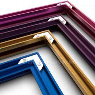 Aluminum Profiles to Make Photo Frames