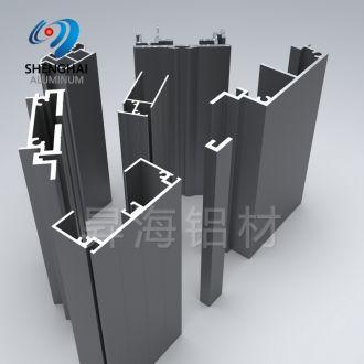 aluminum door profile for Saudi Arabia