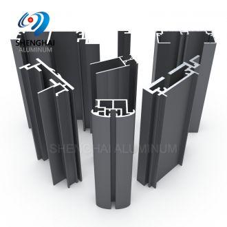 Saudi Arabia Market Office Partition Aluminum Profile