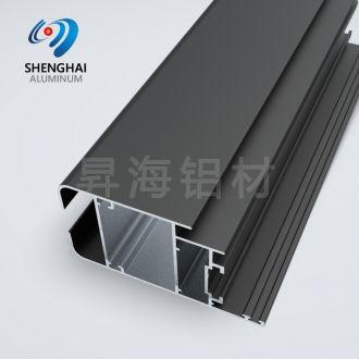 Argentina market aluminum door frame profile
