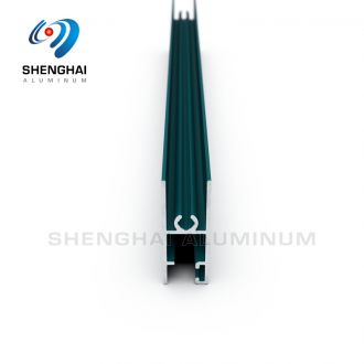 aluminum window profile in shenghai