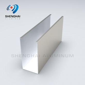 Aluminum Tube Profile for Baffle Ceiling