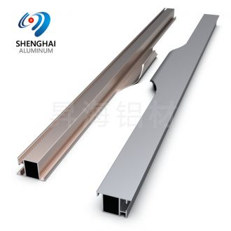 Aluminium Profile Handle for Cabinets and Wardrobes