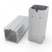 Deep Processed CNC Aluminum Profiles