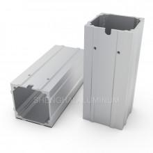 CNC Deep Processed CNC Aluminum Profiles