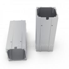 Shenghai CNC Aluminum Profiles