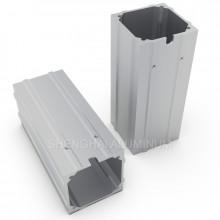 Deep Processed Aluminum Profiles