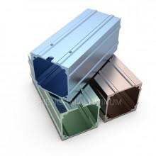 Deep Processed CNC Aluminum Profiles