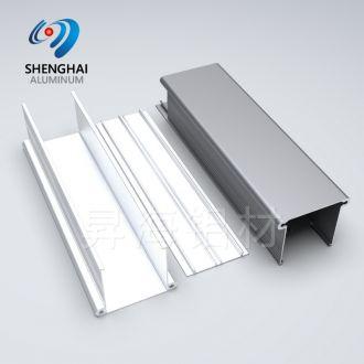 shenghai aluminium profile for led strip lighting
