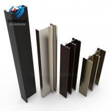 Door and Window Aluminum Profile for Mexico Market 2
