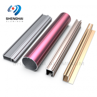Peru Aluminum Curtain Rail Track from Shenghai