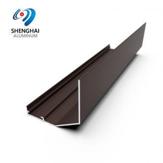 Peru market standard aluminium sections for door