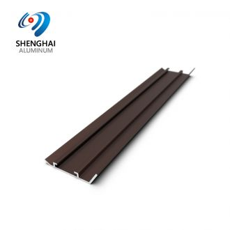 Peru market aluminum door frames products made
