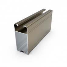 shenghai aluminum section door