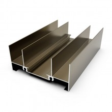 aluminium window frame section for Philippines