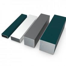 6063 T5 Aluminum Round Pipe Square Pipe
