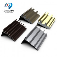 Saudi Arabia Aluminum Profiles for Kitchen Cabinet
