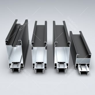 Shenghai aluminium profile cabinet