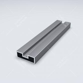 Deep Slim Minimalistic Series Aluminum Profiles for Wardrobe and Cabinet