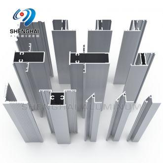Africa Standard Aluminium Profiles for Casement Door 28 Series