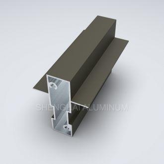 Africa Standard Aluminium Profiles for Casement Door 30.5 Series
