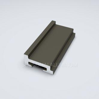 South Africa Style Aluminium Profiles for Folding Door