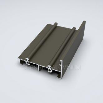 South Africa Style Aluminium Profiles for Patio Door 700