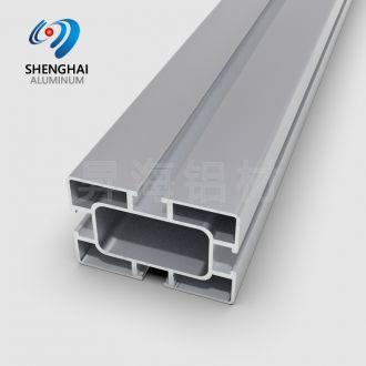shenghai industrial extursion slotted aluminum profile