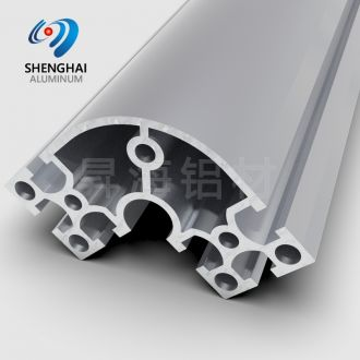 HG064 80x80 T-Slot V-Slot Aluminium Profile