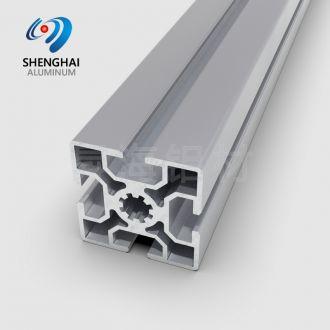industrial extursion t-slotted aluminum profile