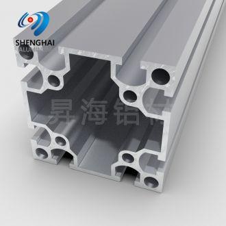 industrial extursion t slotted aluminum profile