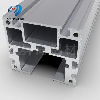 HG093 90x80 T-Slot V-Slot Aluminium Profile