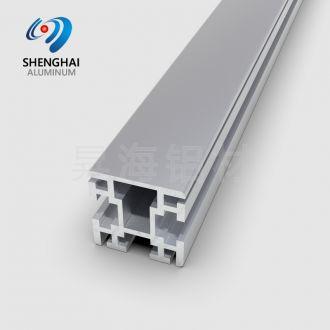 T Slot V Slotted Aluminum Extrusion Profiles