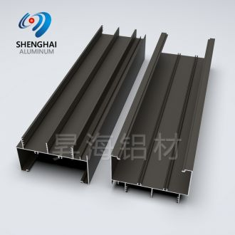 Thailand Market Hot Sale Aluminium Profiles for Window and Door