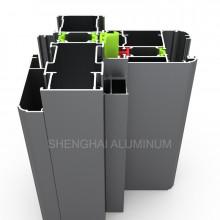 Thermal Break Aluminum Frames for Windows