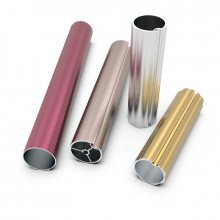 aluminium profile curtain rail