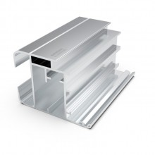 Shenghai aluminium window frame extrusions