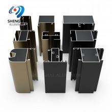 Door and Window Aluminum Profile for Yemen Market