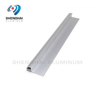 Aluminium Listello Tile Trim Strip Profiles for Finland