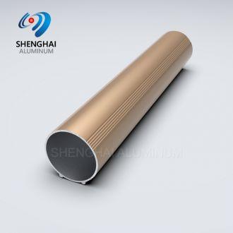 shenghai Aluminum Square Pipe Round Tube
