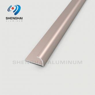 Aluminum Edge Trim Strip for Yugoslavia
