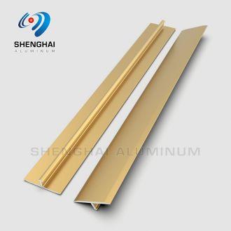 T shape aluminium trims for flooring