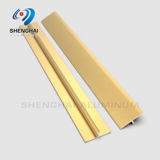 T shaped aluminium floor strips