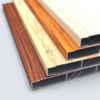 Shenghai Furniture Extrusions Aluminium Profiles