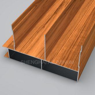 shenghai furniture aluminium profiles