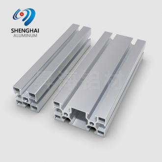 industrial aluminium T slotted V slot channel
