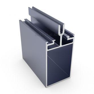 section aluminium window in Kuwait