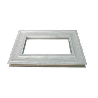 shenghai aluminium profiles for windows and doors